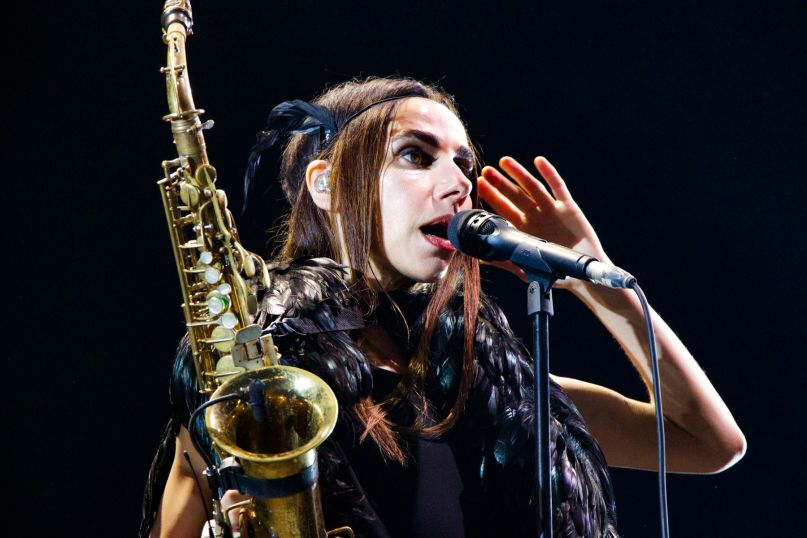 PJ Harvey All About Eve soundtrack