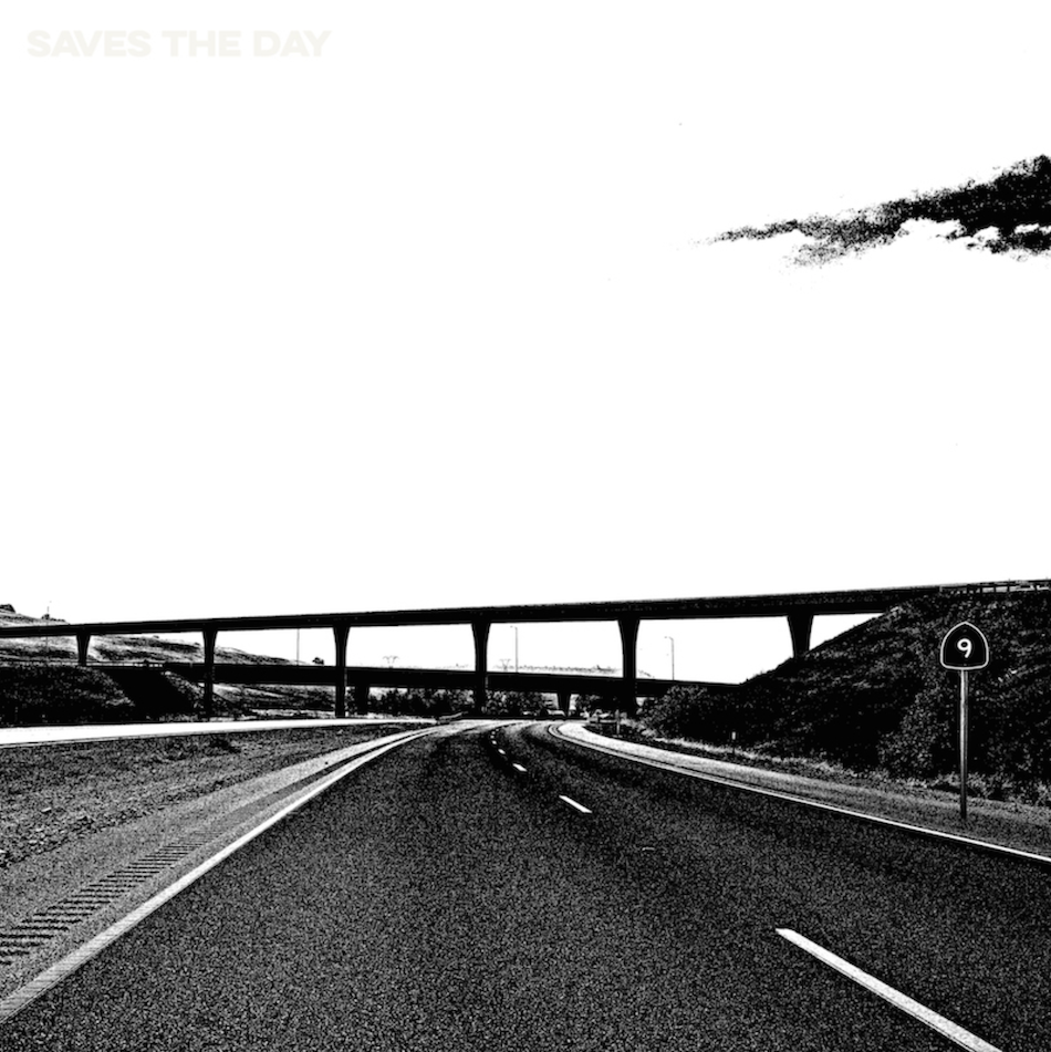 Saves the Day 9 Album Cover Artwork