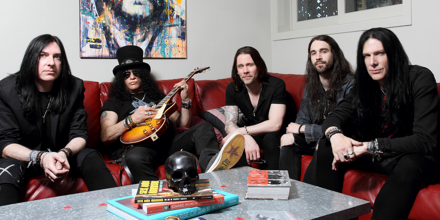 Slash Ft. Myles Kennedy and The Conspirators