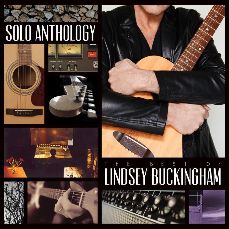 Solo Anthology - The Best of Lindsey Buckingham Artwork