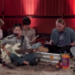 superorganism post malone mgmt cover triple j