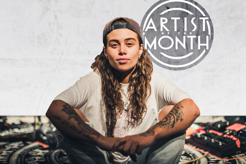 Artist of the Month Tash Sultana on Their Debut Album, Life on the