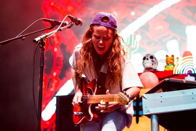Artist of the Month Tash Sultana on Their Debut Album, Life