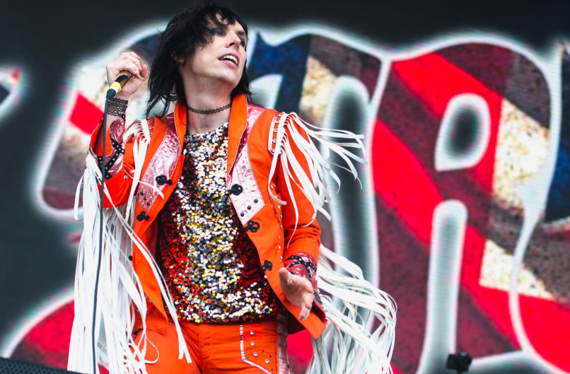 The Struts Primadonna Like Me Ben Kaye Governors Ball
