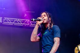 Valee, Lollapalooza 2018, photo by Caroline Daniel