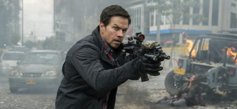 Film Review: Mile 22 Shoots a Lot of Heads But Misses Most