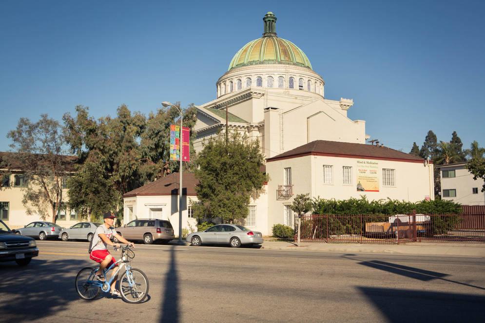 West Adams Los Angeles