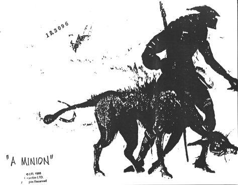 Willow death dog nockmaar minion concept art