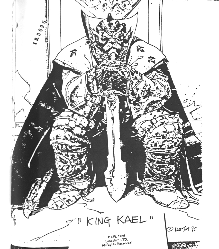 willow king kael moebius concept art