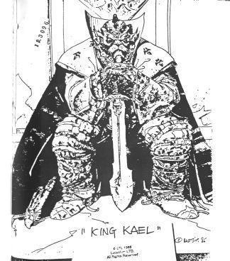 willow king kael moebius concept art