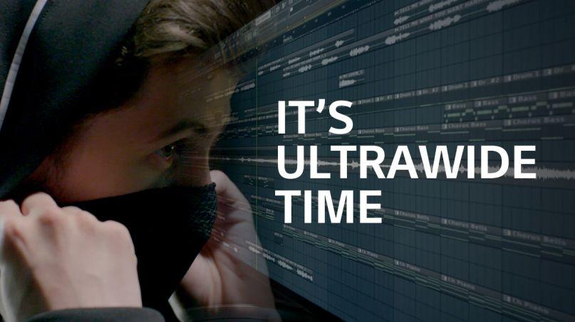 It's UltraWide Time