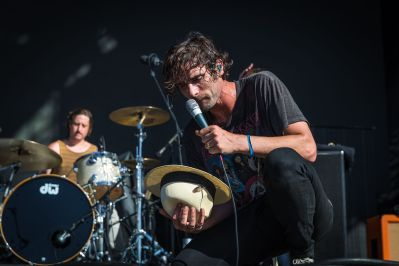 The All-American Rejects, KAABOO 2018, photo by Alive Coverage