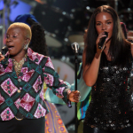 "Angélique Kidjo ""The Great Curve"" Questlove Alicia Keys Blood Orange"