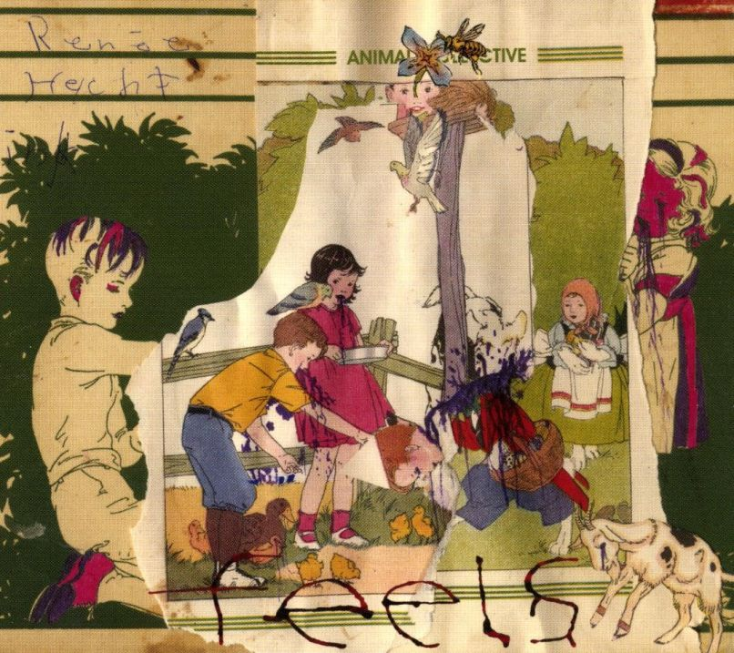 arcade fire feels Animal Collective reissue Feels on vinyl, share 2004 Live at Neumos bootleg: Stream