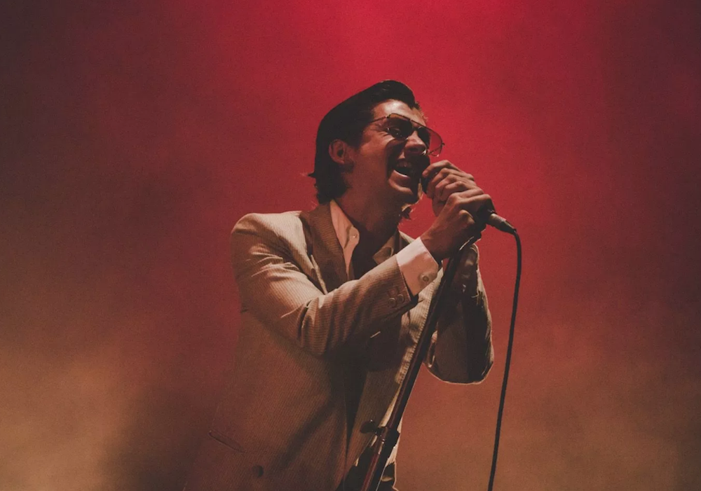 Arctic Monkeys cover Stephen Fretwell for Spotify Singles
