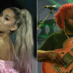 Ariana Grande and Thundercat (photo by Amy Price)