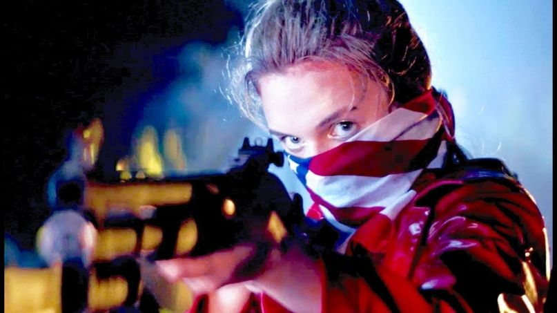 Film Review: Assassination Nation Takes a Wide, Bloody Swipe at