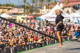 Bebe Rexha, KAABOO 2018, photo by Alive Coverage