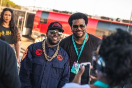 Big Boi/Craig Robinson, KAABOO 2018, photo by Alive Coverage