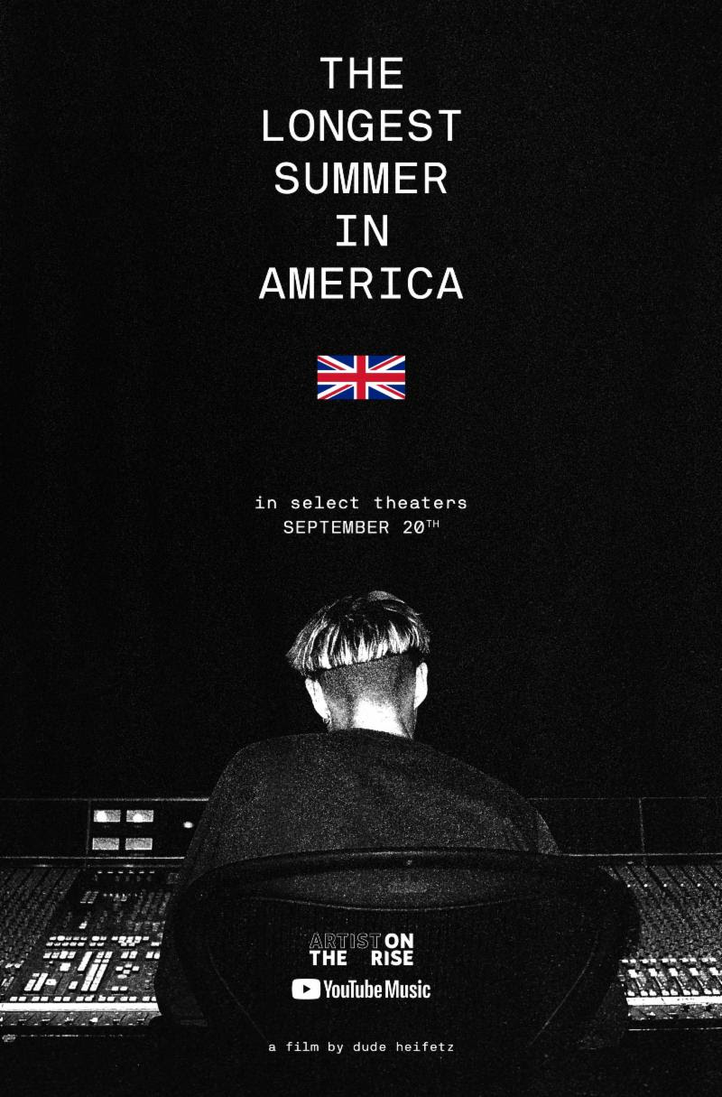 brockhampton the longest summer in america documentary poster BROCKHAMPTON announce new documentary, The Longest Summer in America