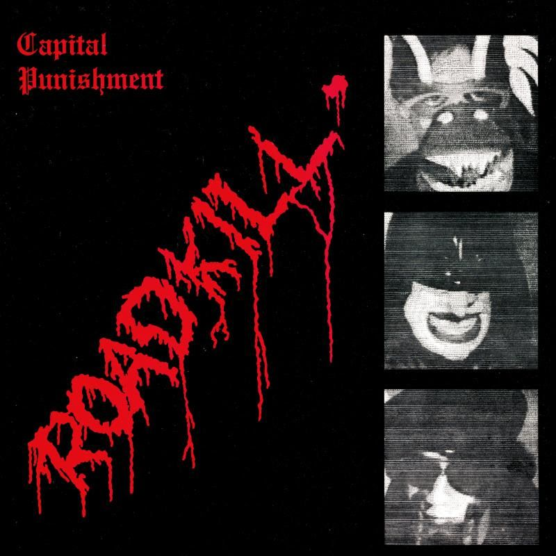 capital punishment roadkill album artwork cover art ben stiller Ben Stillers high school punk band, Capital Punishment, unearths debut album Roadkill: Stream