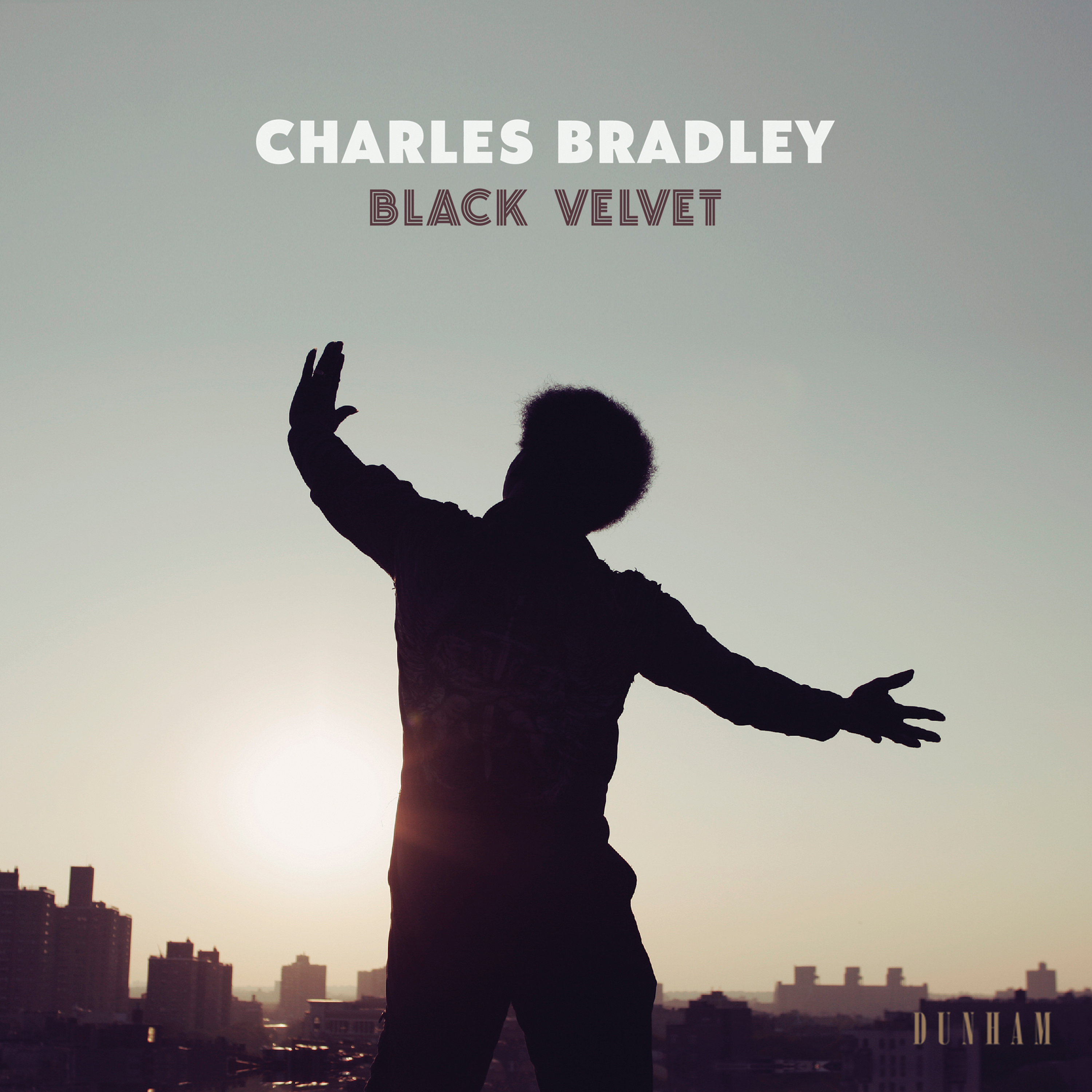 Charles Bradley Black Velvet Cover Art