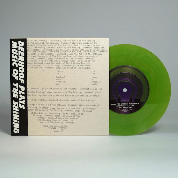 Deerhoof Plays Music of The Shining, courtesy Famous Class