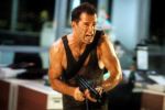 Die Hard 6 John McClane Machine Gun Bruce Willis