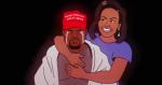 "Donald Glover's video for ""Feels Like Summer"""