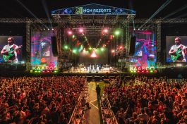 Earth Wind and Fire, KAABOO 2018, photo by Alive Coverage
