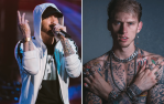Eminem Machine Gun kelly Killshot diss track Natalie Somekh