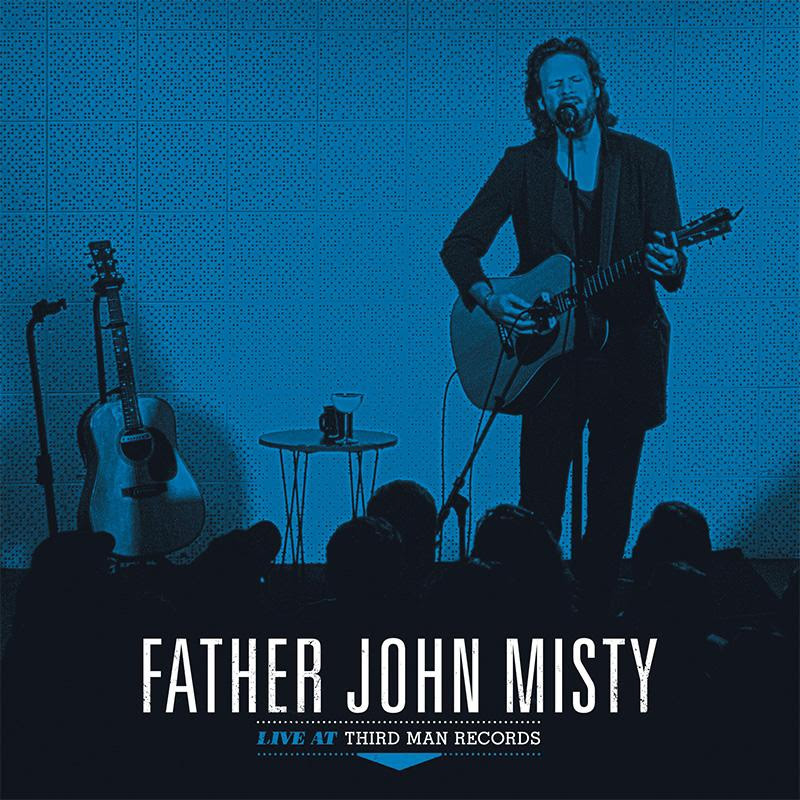 father john misty live album third man Father John Misty to release live album through Jack Whites Third Man Records