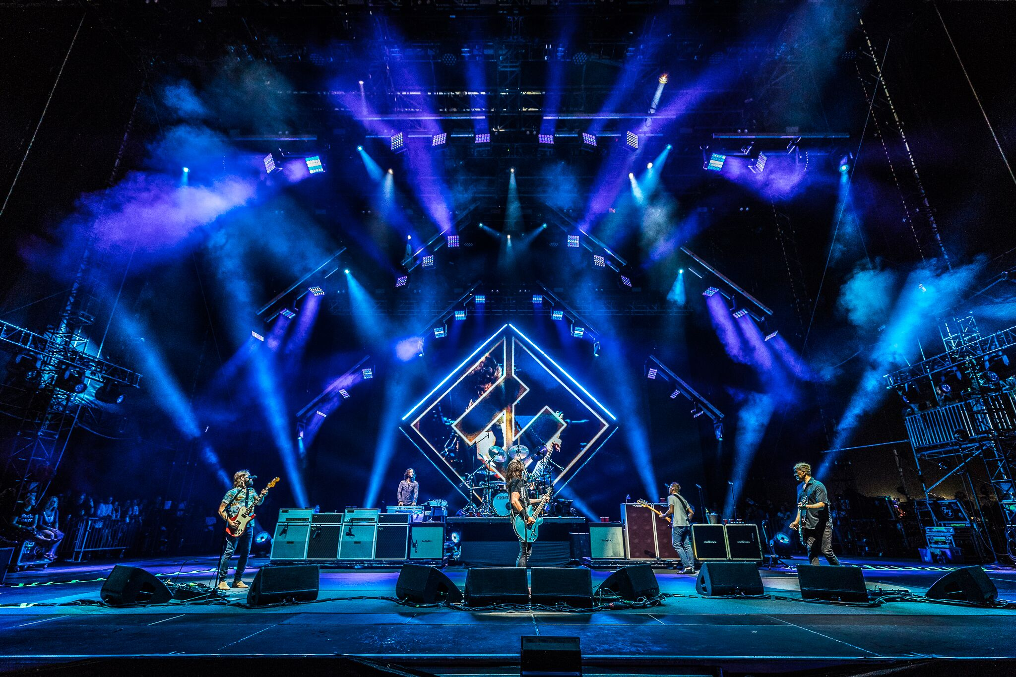 Foo Fighters, KAABOO 2018, photo by Alive Coverage