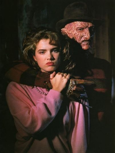Heather Langenkamp, Robert Englund