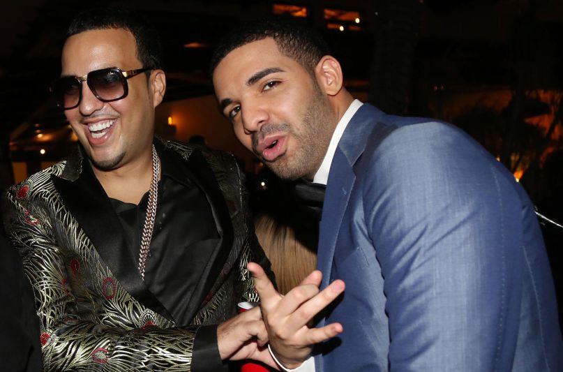 French Montana and Drake, photo by Johnny Nunez/WireImage