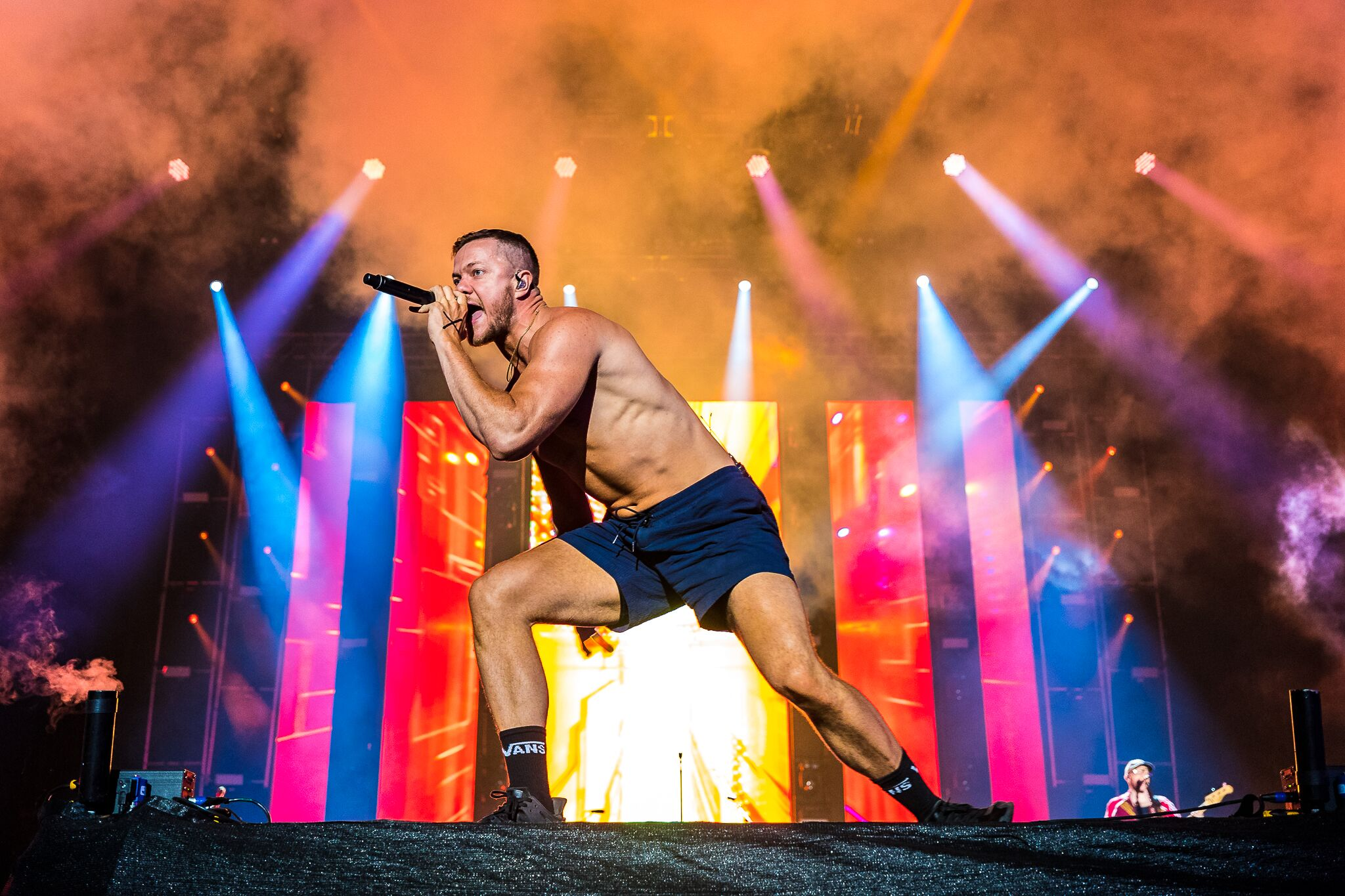 Imagine Dragons, KAABOO 2018, photo by Alive Coverage