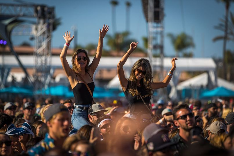 Whole Lotta Love in San Diego: KAABOO 2018 Festival Review