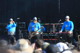 The Aquabats, Riot Fest 2018, photo by Heather Kaplan