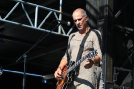 Gary Numan, Riot Fest 2018, photo by Heather Kaplan