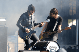 Reignwolf, Riot Fest 2018, photo by Heather Kaplan