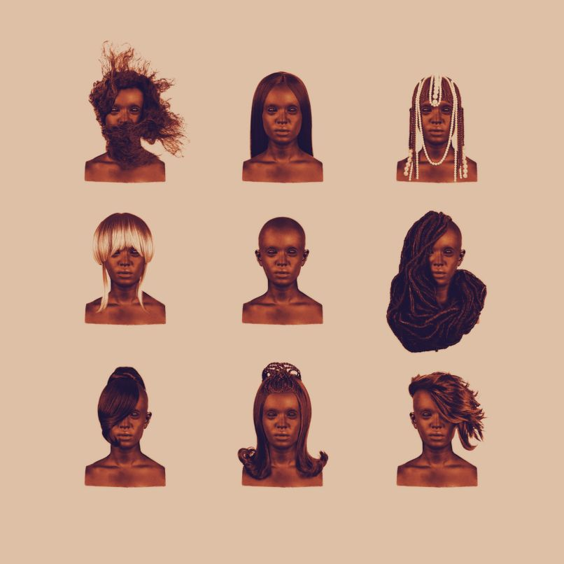 kelela remix album take me a part artwork
