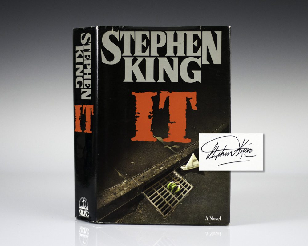 Stephen King, It, Raptis Rare Books