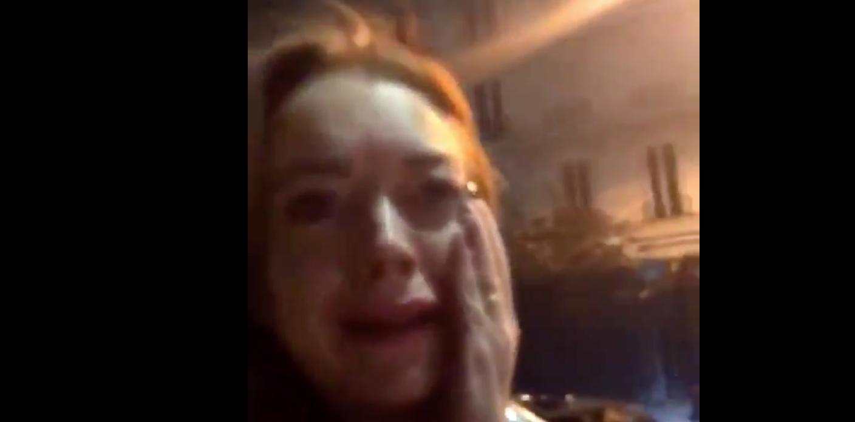 78d11af4b Lindsay Lohan Harasses Homeless Family