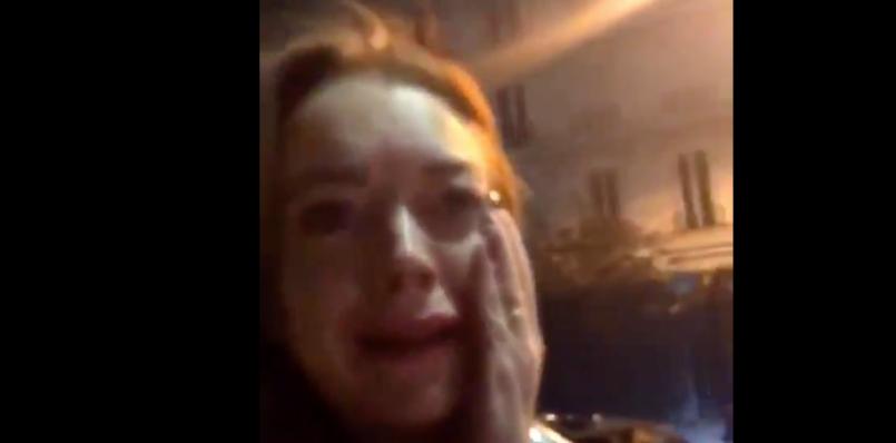 Lindsay Lohan kidnapping kids