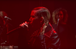 "Watch Lykke Li ""Sex Money"" performance Seth Meyers"