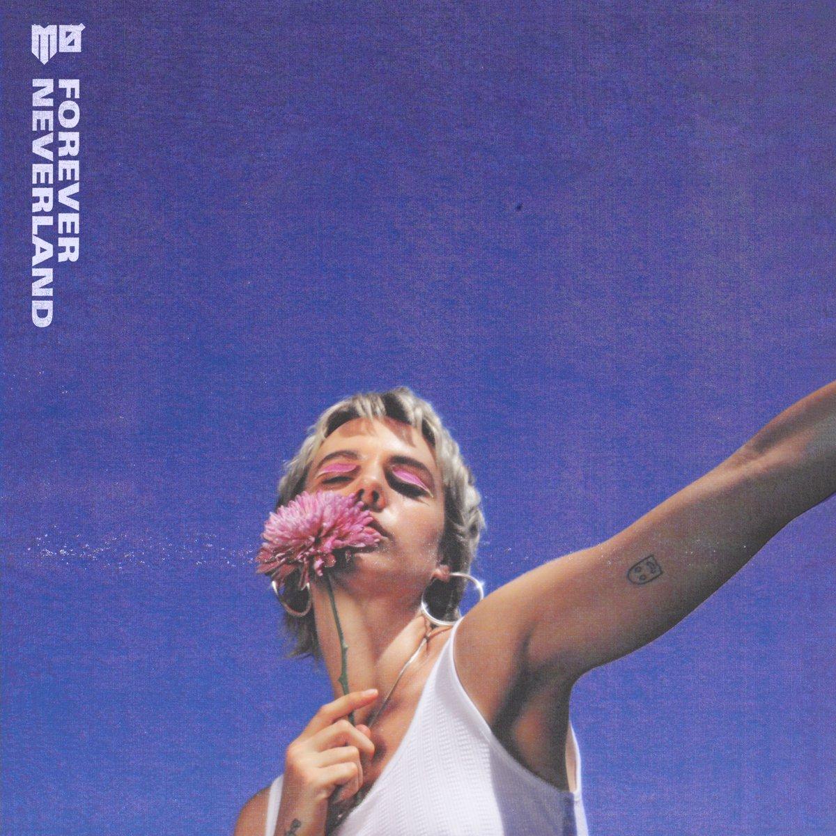 MØ Mo forever neverland album cover artwork