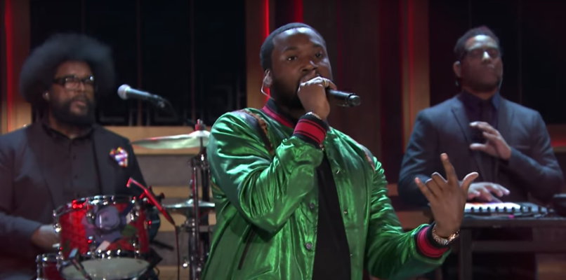 Meek Mill on Fallon