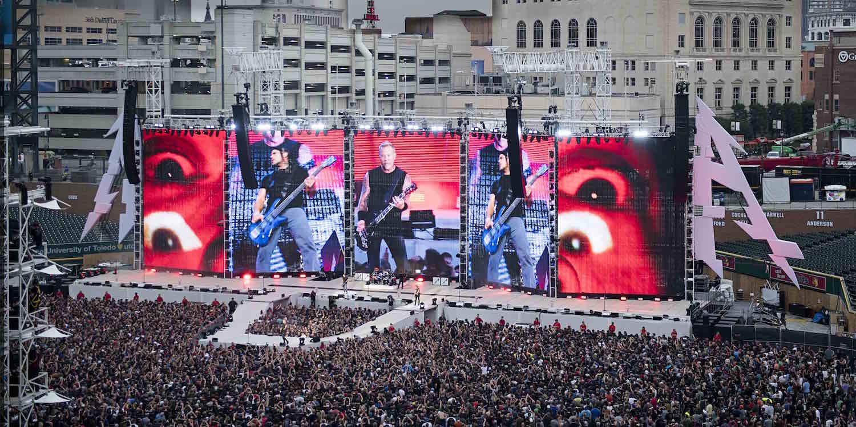 Metallica announce 2019 European tour with Ghost