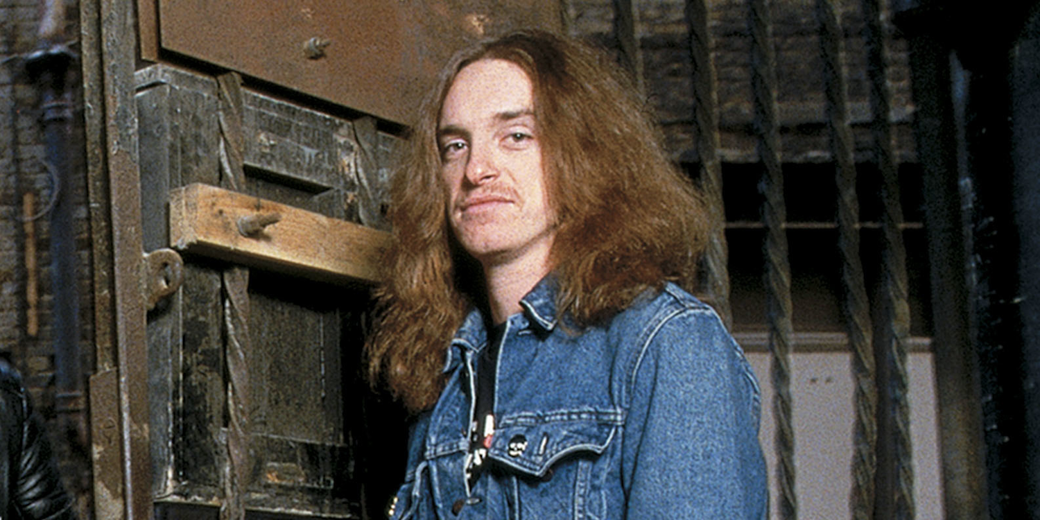 Legend of Metallica's Cliff Burton Lives On 32 Years After ...