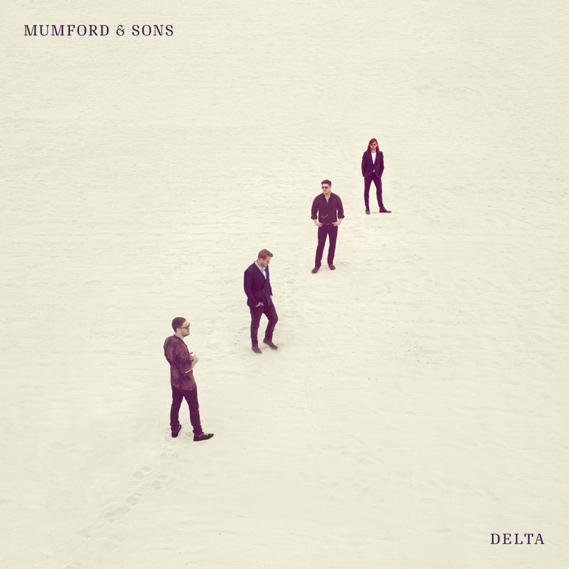 Mumford and Sons Delta Album Cover Art Artwork